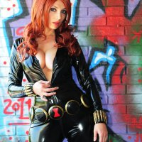 SEXY COSPLAY: BLACK WIDOW