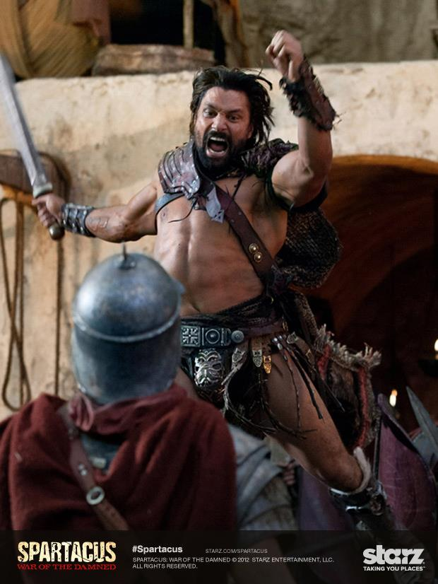 REVIEW: Spartacus – Cuarta Temporada – Blood Brothers – Sin SentyDo